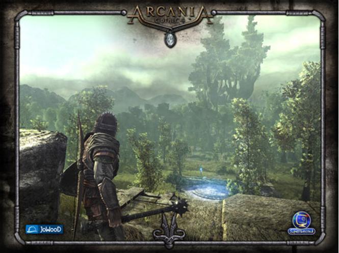 Готика 4: Аркания / Gothic IV: Arcania RePack by a1chem1st.