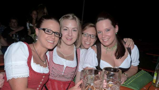 Seehafenfest in Seebruck