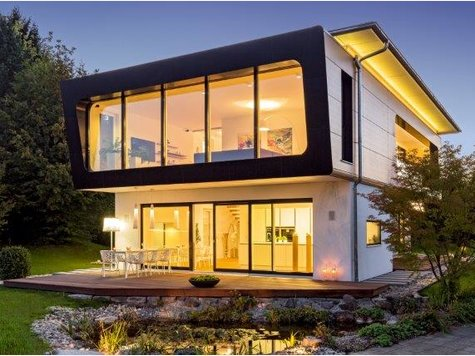 seebruck regnauer haus ambienti gewinnt auszeichnung golden cube seeon seebruck. Black Bedroom Furniture Sets. Home Design Ideas