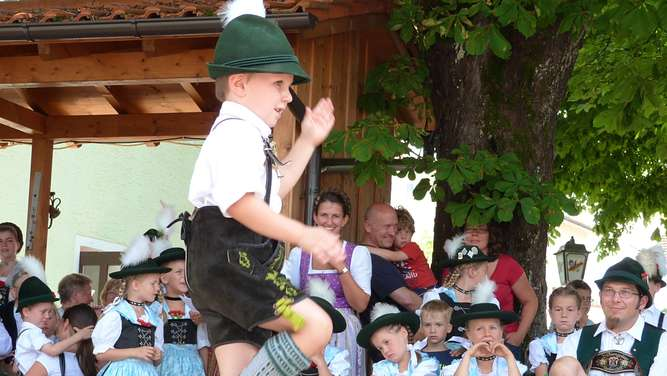 Tracht, Tradition, Bayern