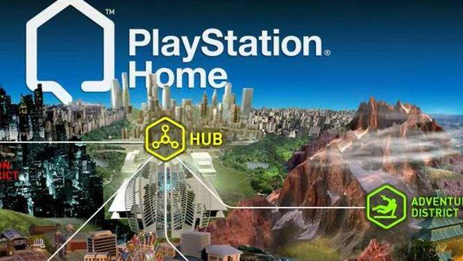Sony gibt seinen Onlinedienst Playstation Home auf. Foto: www.playstation.com/psn/playstation-home/