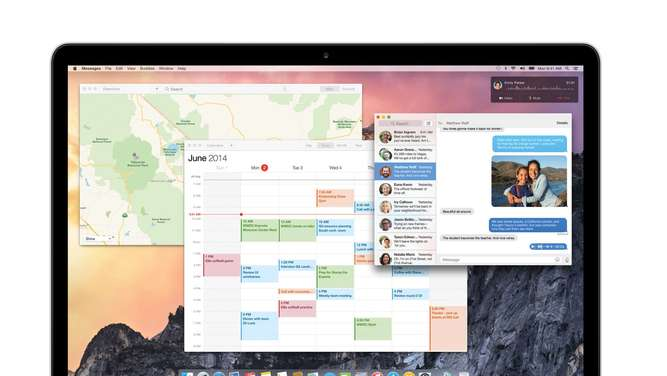 Apple, OS X Yosemite