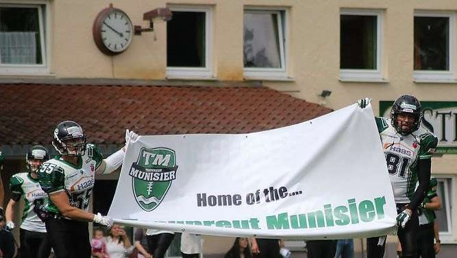 FC Traunreut - Home of the Munisier