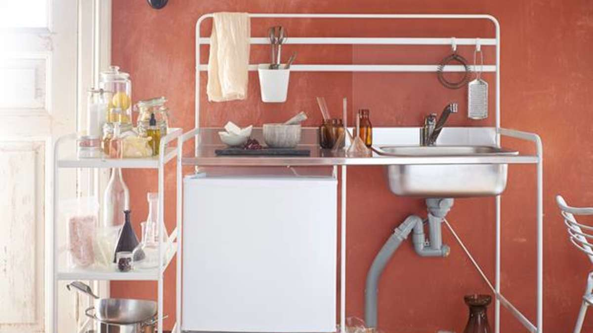 ikea verkauft bald mini k che f r 99 euro deutschland. Black Bedroom Furniture Sets. Home Design Ideas