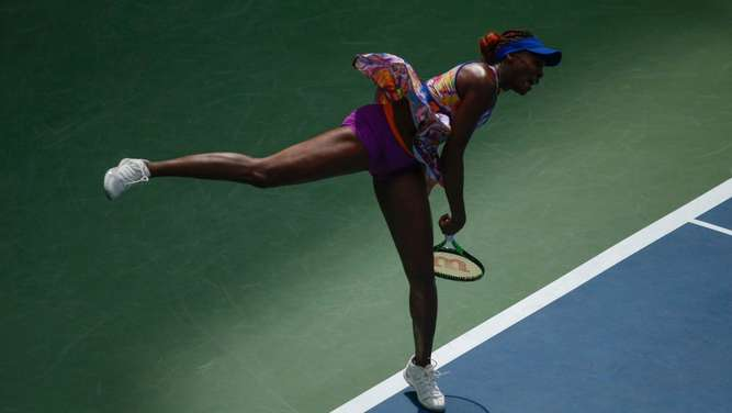 Steht laut Hackern unter Doping-Verdacht: Venus Williams.