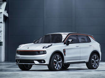 China will's wissen: Lynk&Co 01