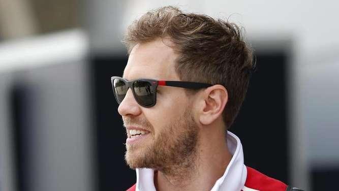 Vettel bleibt dabei: Mercedes ist der Maß der Dinge