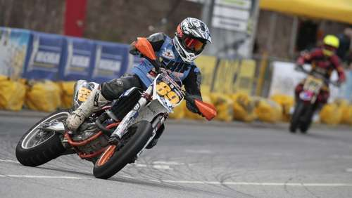 Reischacher Christian Pacher: Deutscher IDM SuperMoto Vizemeister 2017?