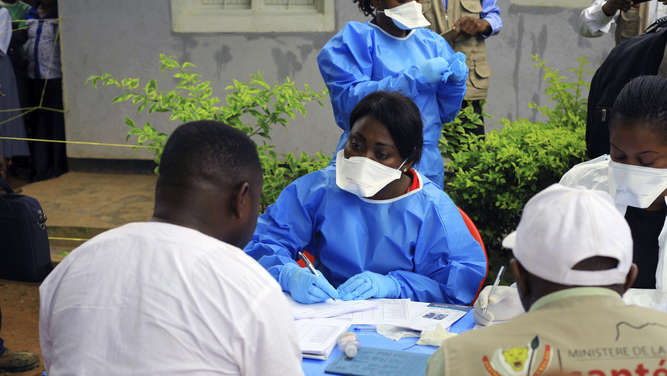 Kongo: Bereits mehr als 200 Tote durch Ebola im Kongo