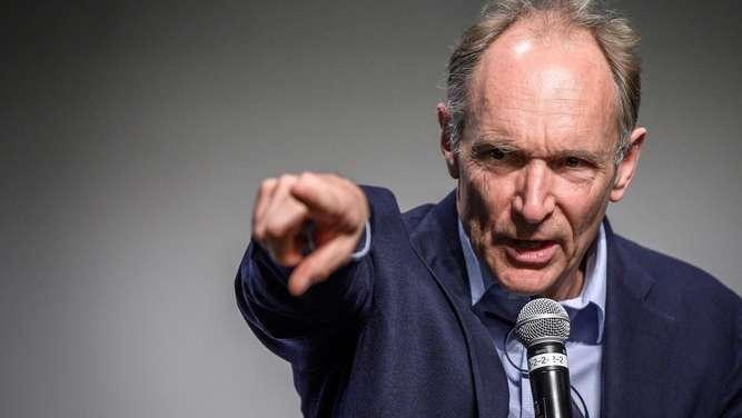 Tim Berners Lee erfand vor 30 Jahren das World Wide Web