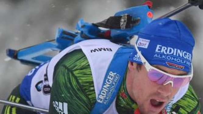 Preuß und Lesser holen erstes Biathlon-Podest