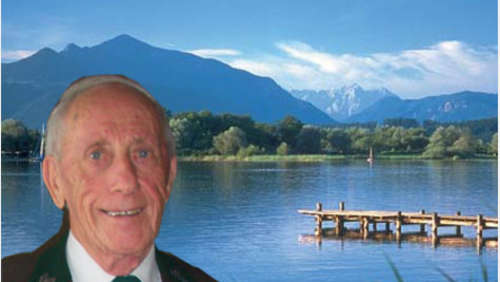 Chiemsee-Toter: Opa Alois' letzte Reise