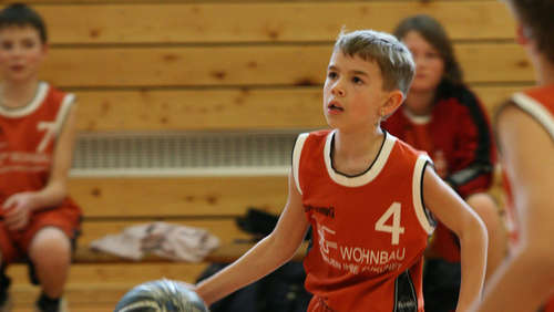 Bezirksliga-Quali der Basketballjugend
