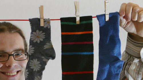 Anti-Stinke-Socken für Soldaten in Israel
