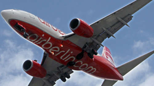 Air Berlin landet in Oneworld-Allianz
