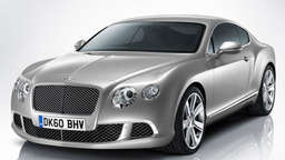 Der Kultivierte: Bentley Continental GT