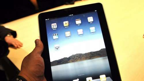 Bundestag: iPad ja - Notebook nein