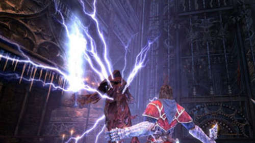 "Screenshots aus: ""Castlevania: Lords of Shadow"""