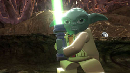 "Screenshots aus ""LEGO Star Wars III: The Clone Wars"""