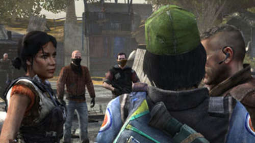 Screenshots aus Homefront
