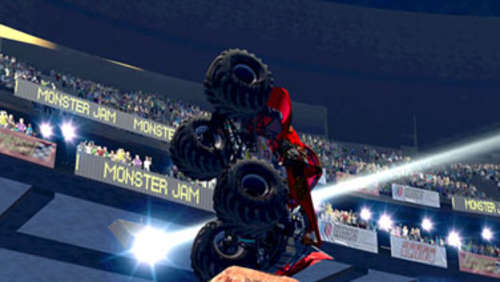 Screenshots aus Monster Jam
