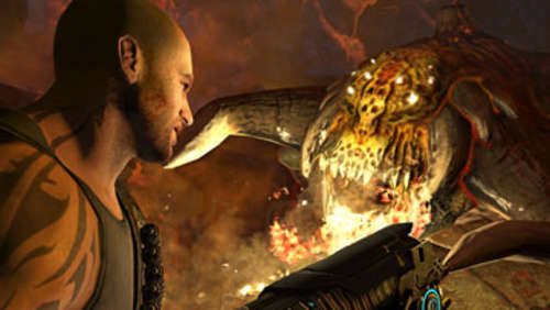 Screenshots aus Red Faction: Armageddon