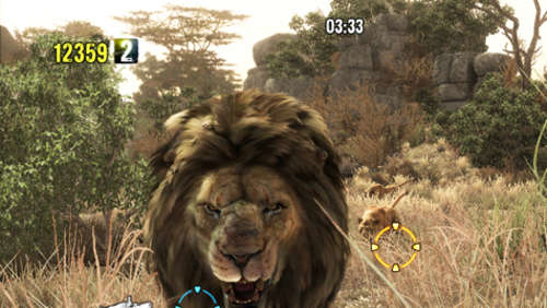 Jagdszenen in Afrika: Cabela&#39s Dangerous Hunts 2011 im Test