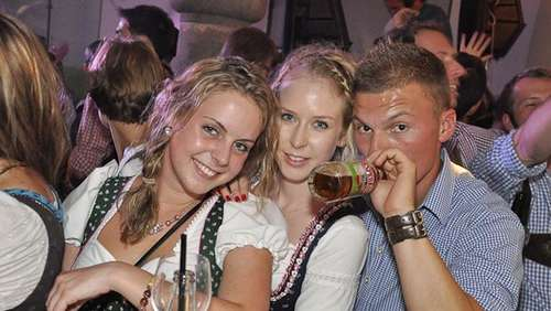 After Wiesn Bar im Ballhaus