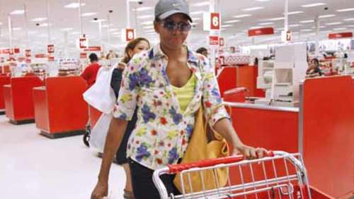 "Michelle Obama ""inkognito"" beim Discounter"