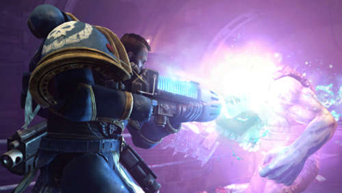 Warhammer 40.000: Space Marine im Test