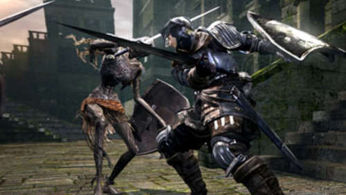 Screenshots aus Dark Souls