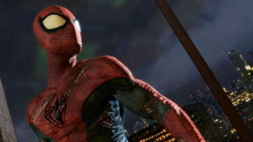 Screenshots aus Spider-Man: Edge of Time