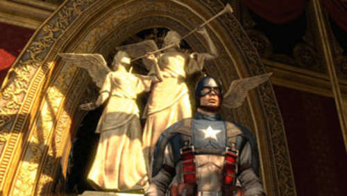 Screenshots aus Captain America: Super Soldier