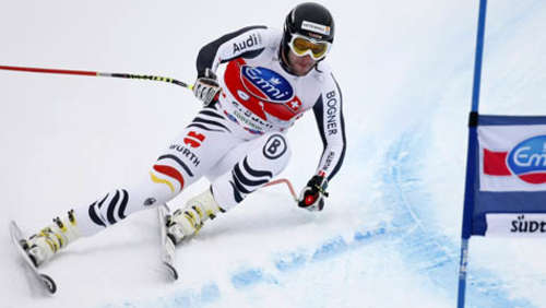 "Ski alpin: Keppler will in Garmisch aufs ""Stockerl"""