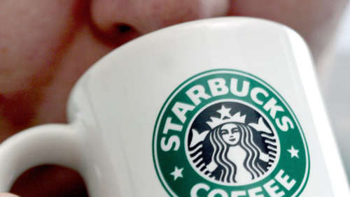 """Starbucks""-Virus auf Facebook"
