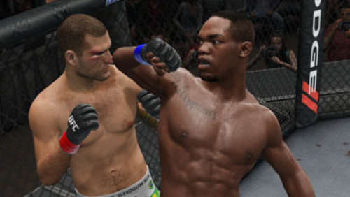 Screenshots aus UFC Undisputed 3