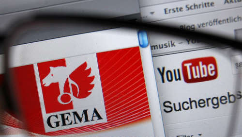 Hacker attackieren Gema-Website