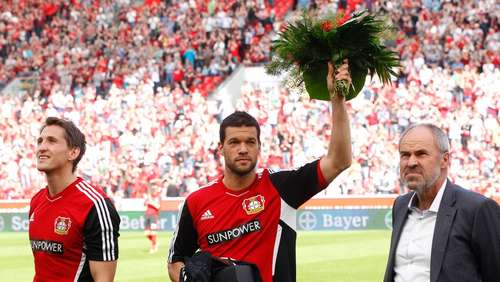 Raul, Ballack, Olic & Co.: Emotionen bei Abschied