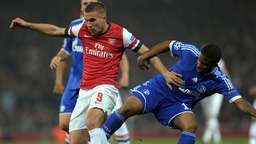 Schalke schockt Arsenal: Sieg in London
