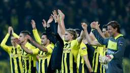 Super-Quoten beim BVB-Triumph