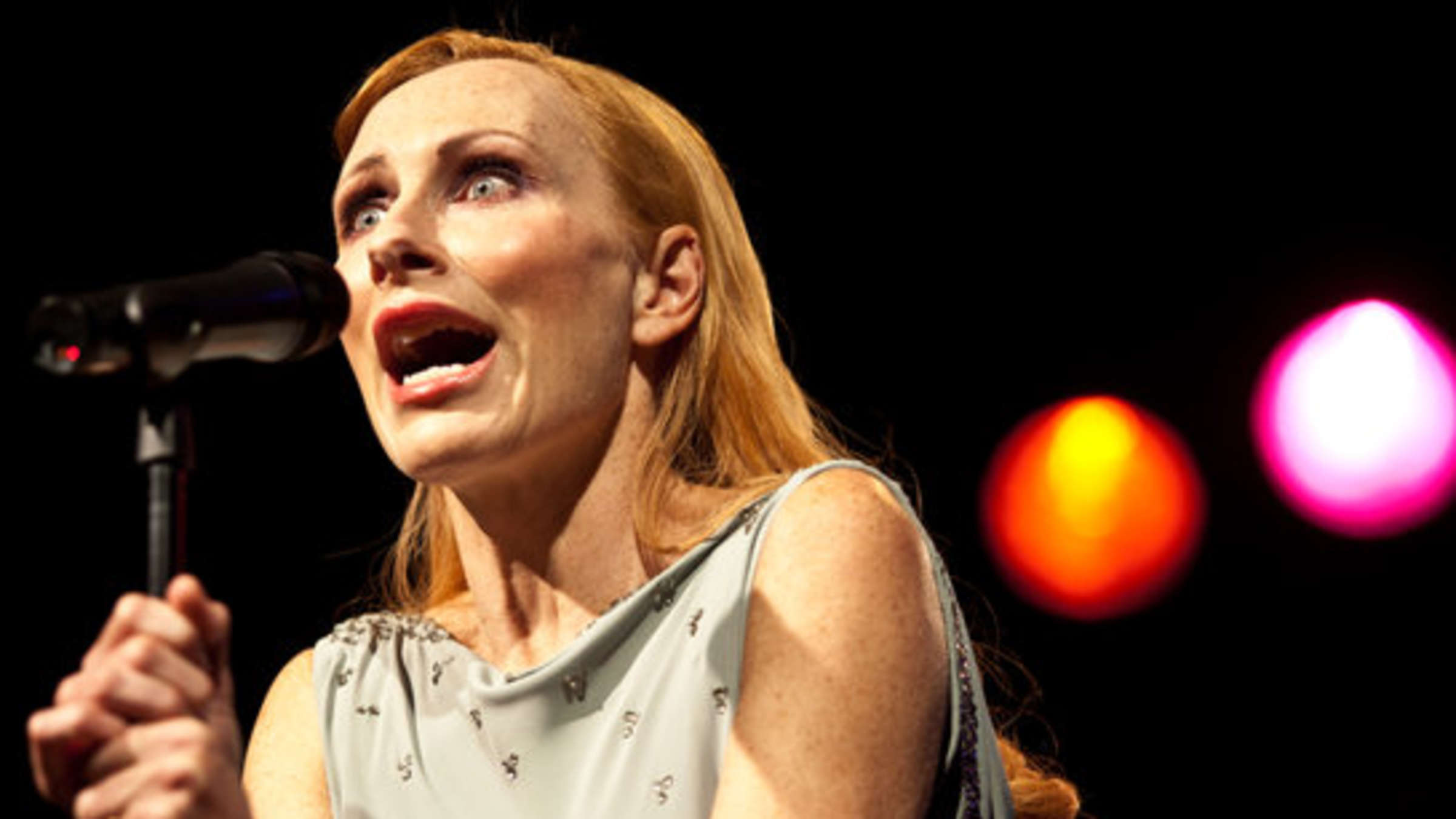 Andrea Sawatzki Sexy schauspielerin sawatzki gab gesangskarriere wegen