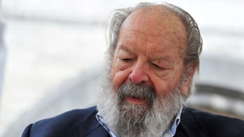 Bud Spencer sagt Deutschlandreise ab