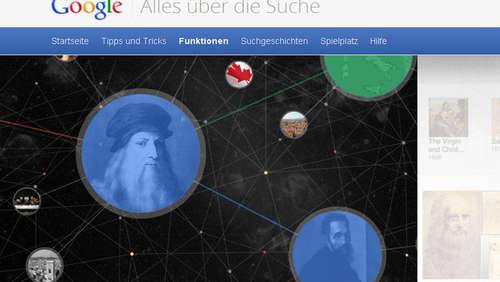 "Google schaltet ""Knowledge Graph"" frei"