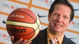 Menz neuer Basketball-Bundestrainer