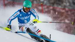 Felix Neureuther rast aufs Podium