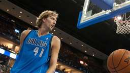 Dallas Mavericks feiern 17. Heimsieg in Serie
