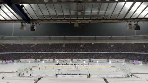 Winter Game: Ice Tigers besiegen Eisbären