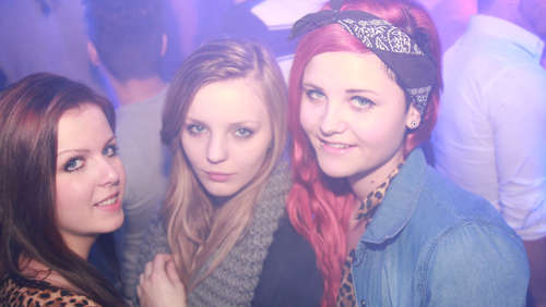 LOFT BLACK BEAT NIGHT am 19.01.2012