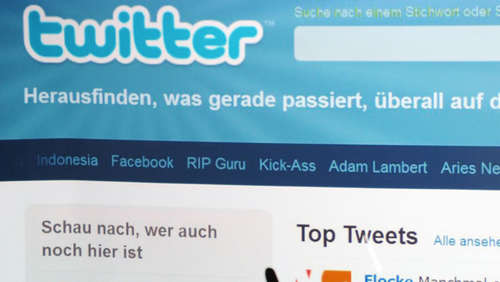 Hacker-Attacke auf Twitter