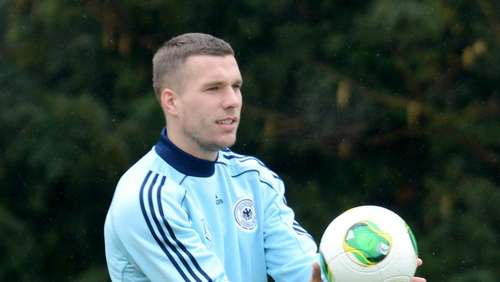 Poldi: DFB-Youngsters in England gefragt